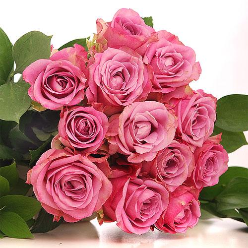 Šopek roza vrtnic