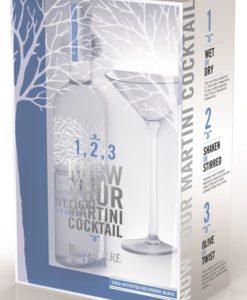 Belvedere Know Your Martini Glasspack