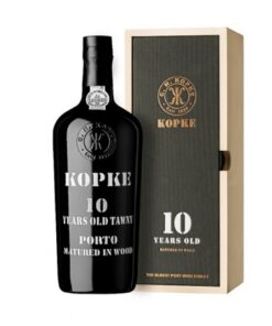 Kopke 10 YO wooden box