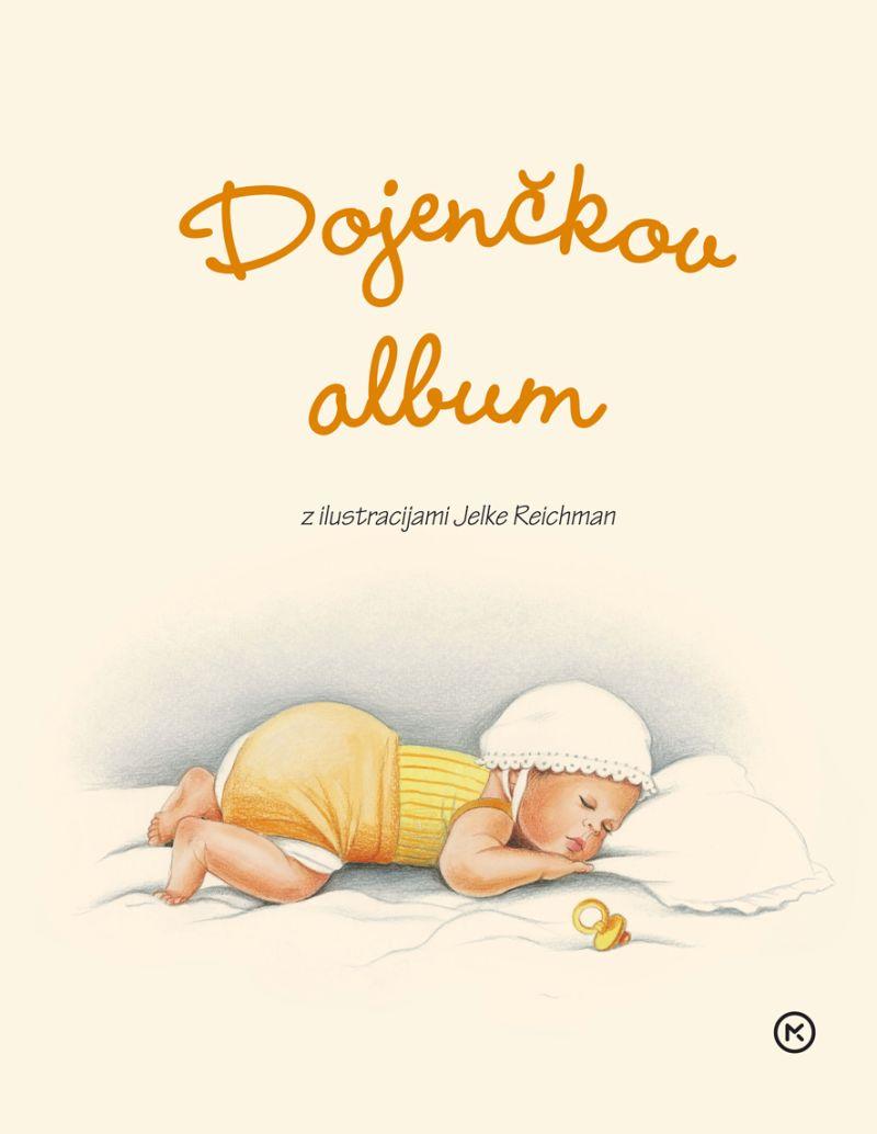 prva platnica knjige dojenčkov album