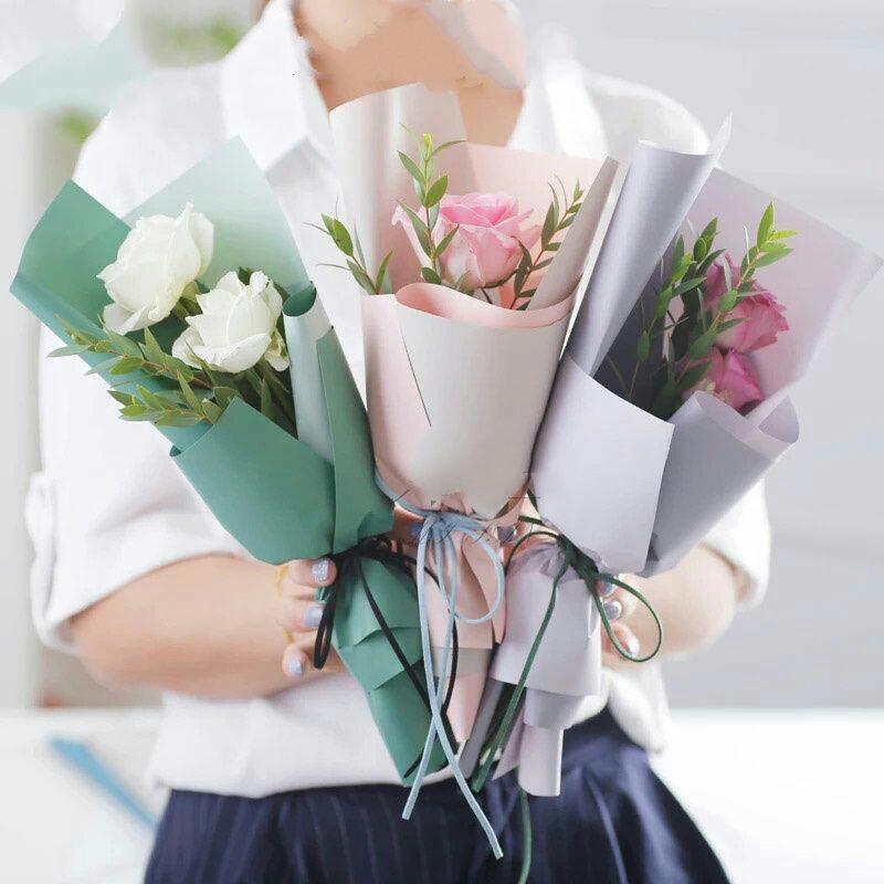 Različne barve vrtnic