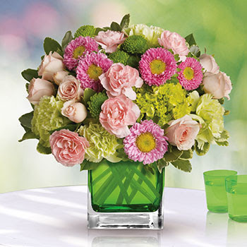 Bouquet for mothers