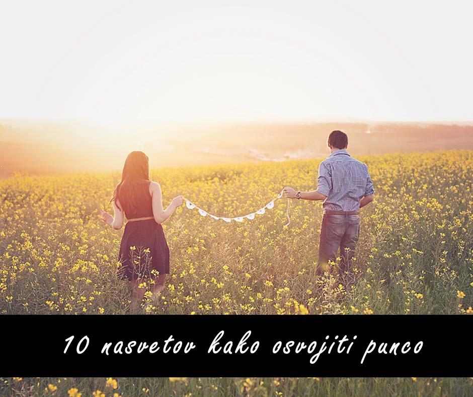 10 nasvetov kako osvojiti punco