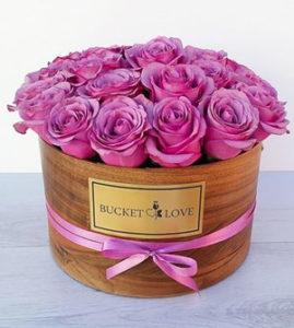 box of love slovenija vrtnice v škatli