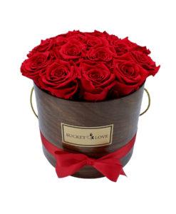 bucket of love wood 1