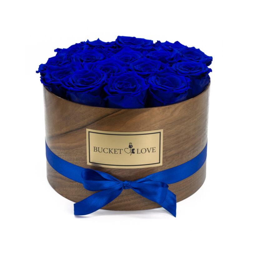 Bucket of Love vrtnice v škatli